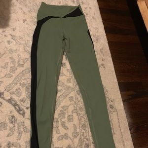 925 High Waisted, Full Length Leggings